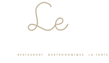 Restaurant gastronomique la Tania-Courchevel, 3 Vallées – France
